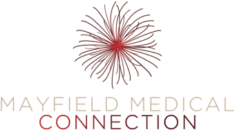 Mayfield Medical Connections Logo for Medical Centre, Newcastle Doctors, GP Newcastle.